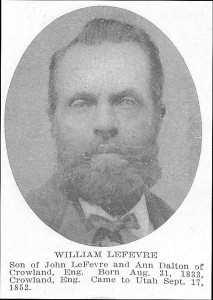 William Lefevre